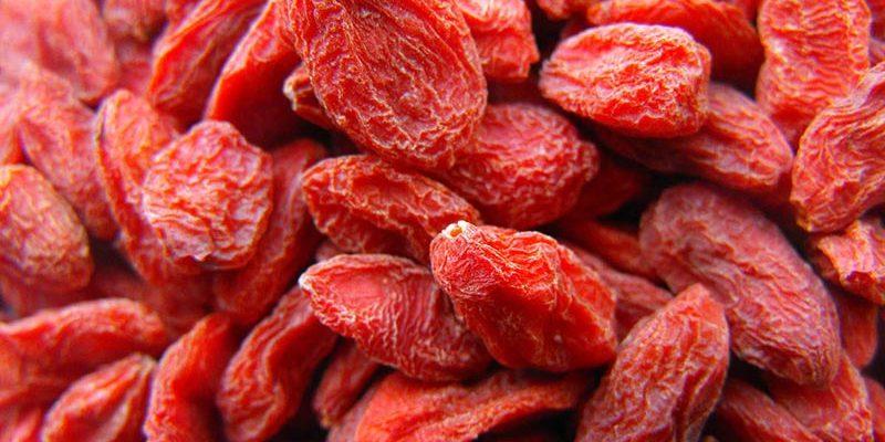 Getrocknete Früchte Grosshandel Goji Beeren